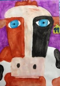 Jorgia's Cow.