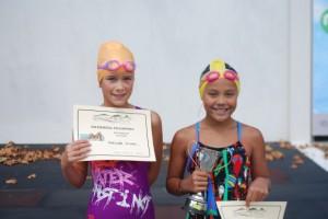 Maiana - 9 yr champion Adelaide - runner up
