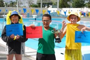 10 Year Boys Thomas, Ashton, Max