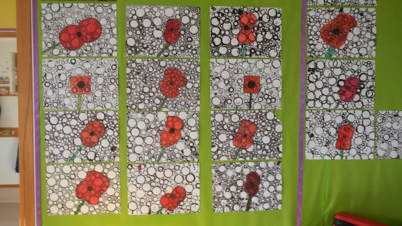 Dotty Poppies