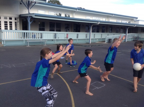 Ball Skills with Petrina from Sport Northland