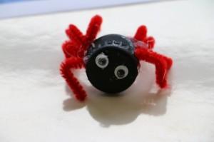 Te Manawa's Spider.