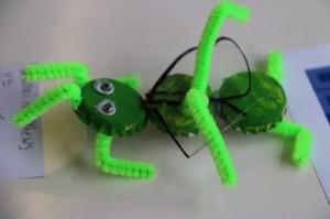 Te Wai's Grasshopper.