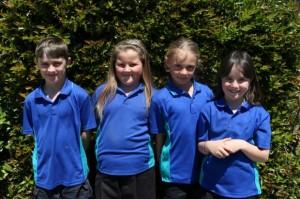 Jayden & Taylor (2nd=), Dani (1st), Stella (3rd)