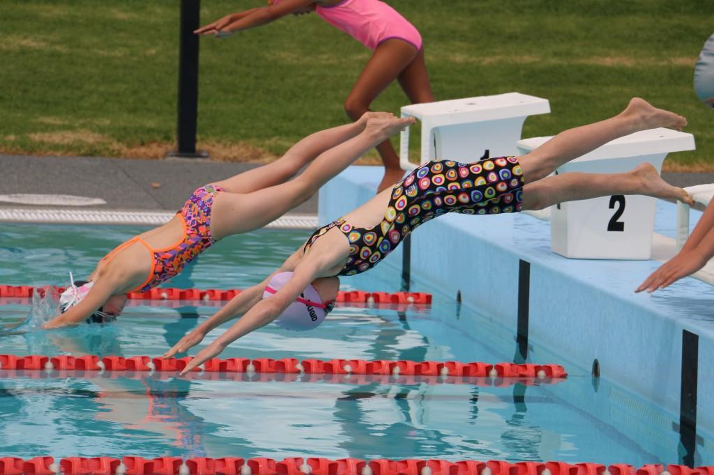 Swimming Sports 2016