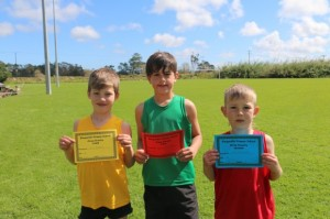 6 Year Boys Jarno, Ryan, Drew